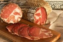Coppa/Capocollo