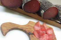 Bresaola (Marchigiana breed ) PGI